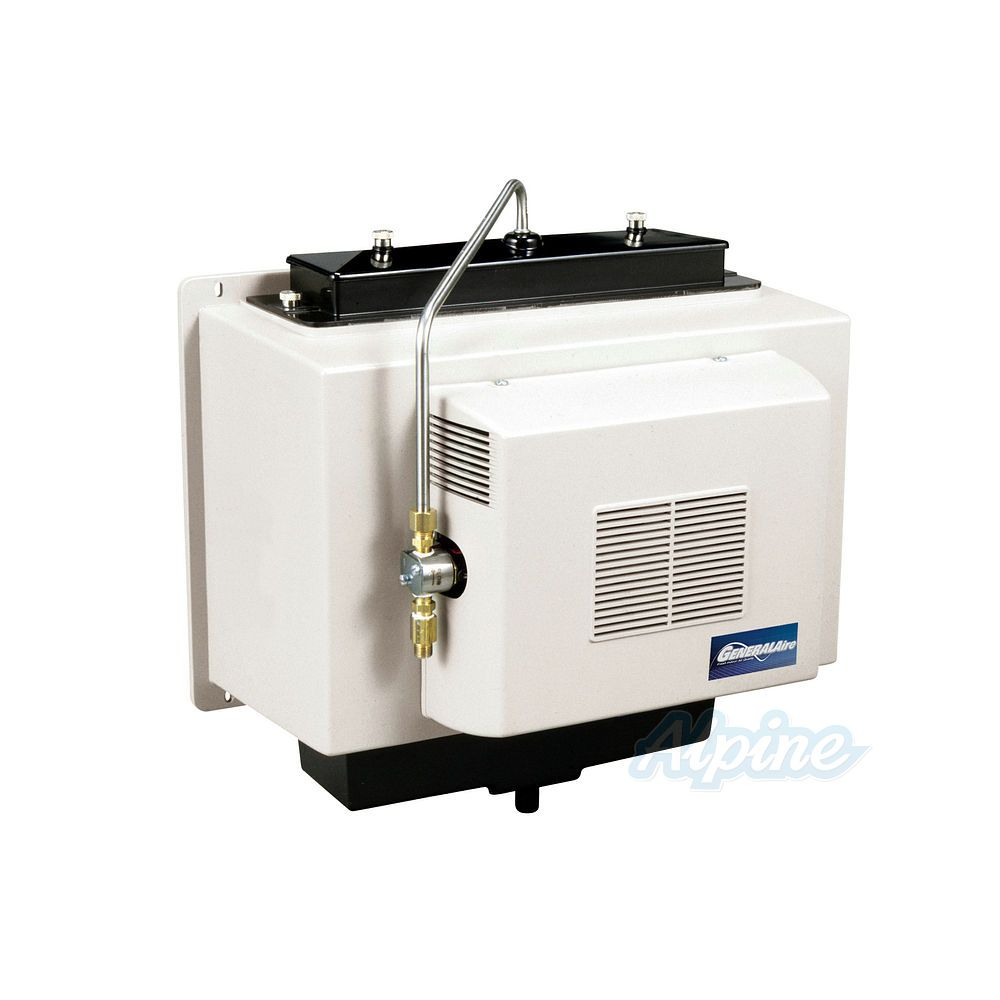GeneralAire 1137 Legacy Series 120V Fan Power Fan Humidifier with Manual  ControlAlpine Home Air Products