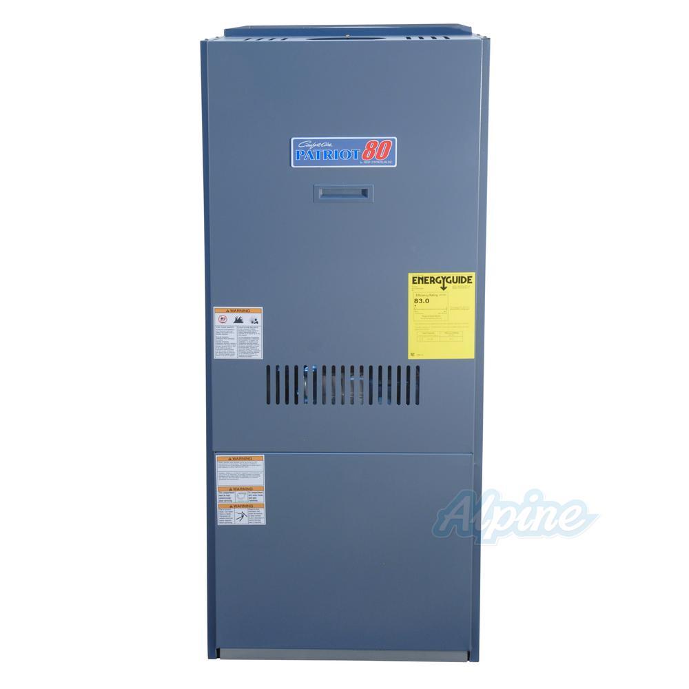 Comfort Aire Oufb75 D3 3a Highboy Upflow 67 500 85 Input Btu Oil Hot Air Wood Furnace Wiring Schematic