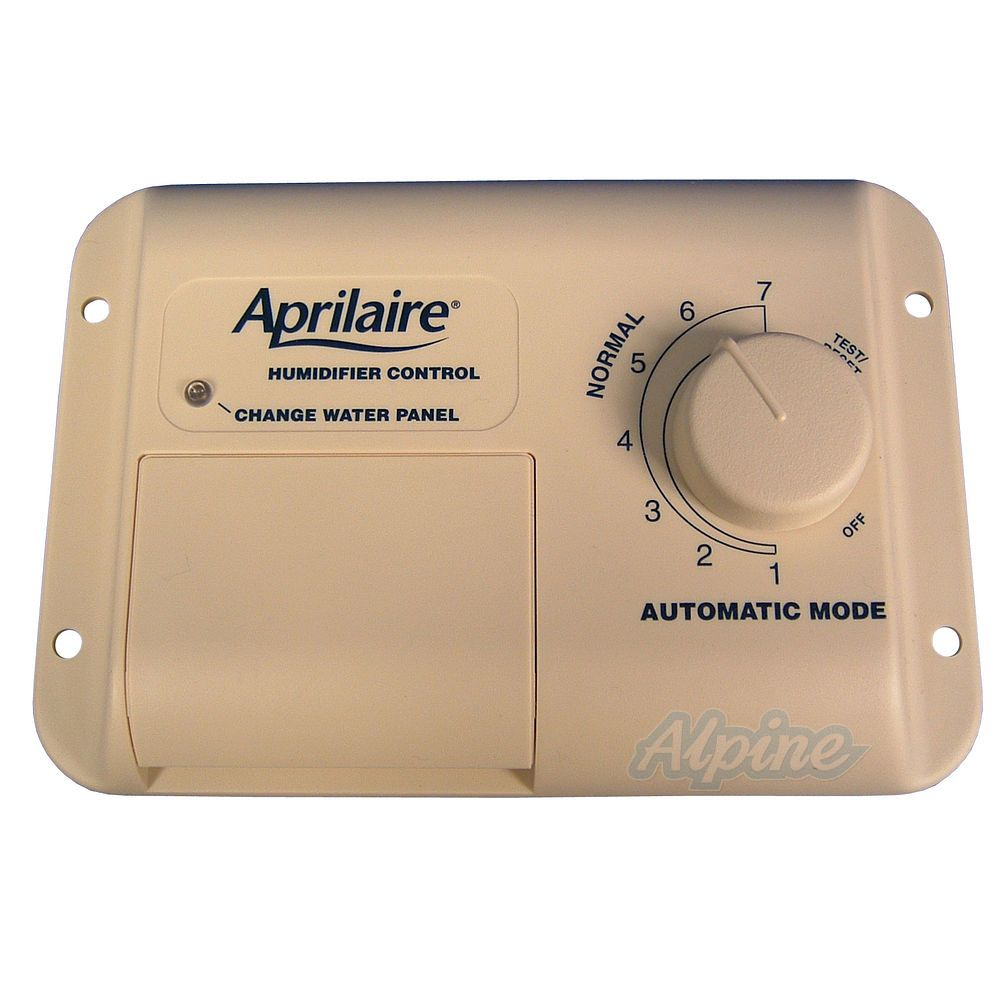 Aprilaire 600 Similar Items 24v Large Bypass Model With Automatic 700 Power Humidifier Digital Controller View All Photos
