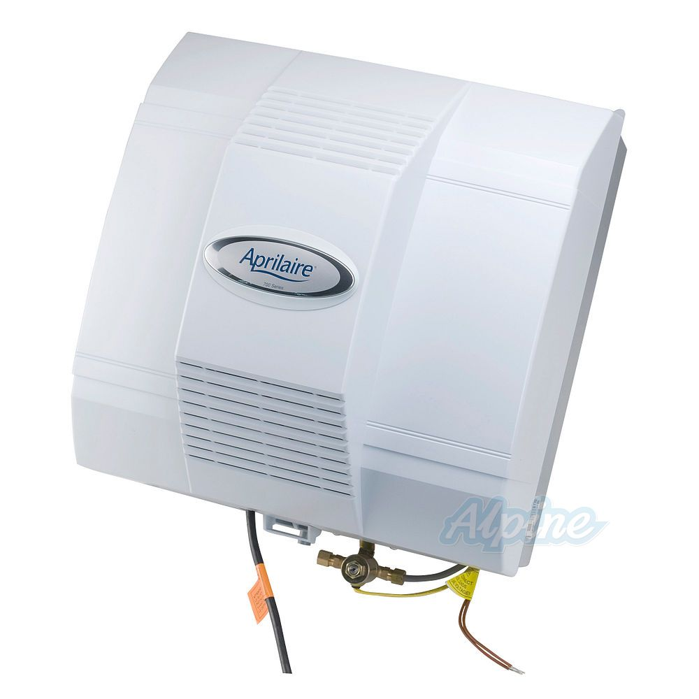 Aprilaire 700m 110v Power Fan Humidifier With Manual Control 10 Gauge Wiring Furnace View All Photos