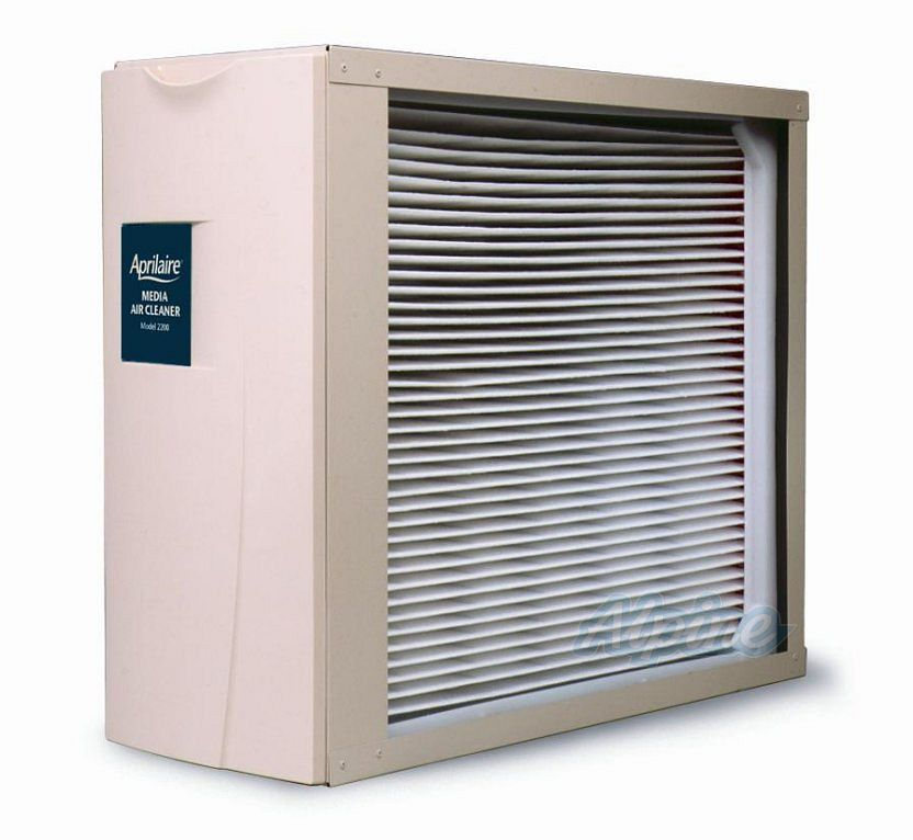 Aprilaire 2200 Air Cleaner Instructions Brochures 26 7 8w