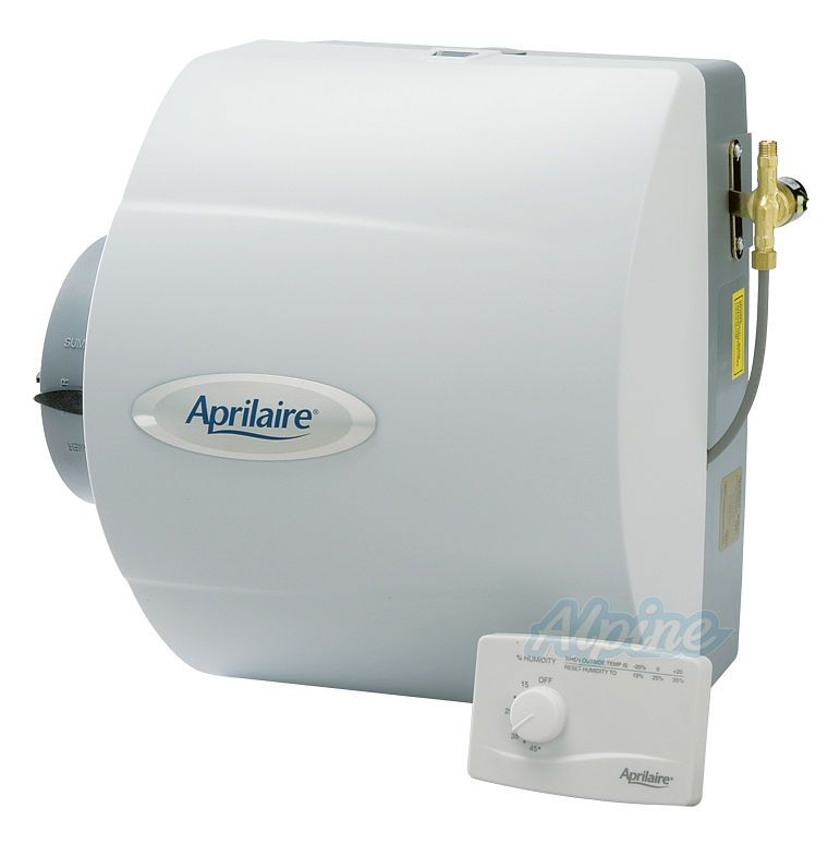 Stupendous Aprilaire 600M 24V Bypass Model With Manual Control Wiring 101 Mecadwellnesstrialsorg