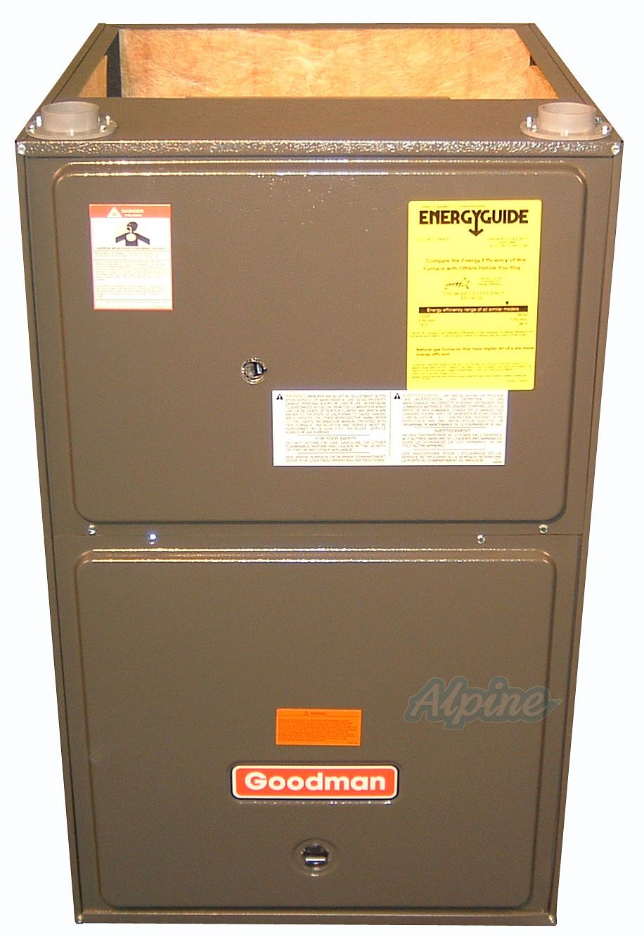 Goodman Gcs91155dxa Gas Furnace Instructions Brochures 115