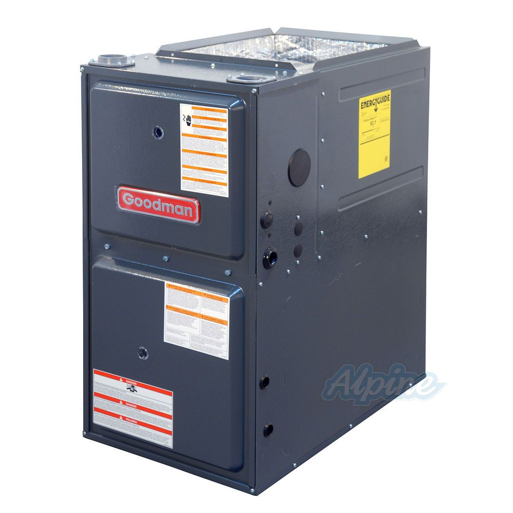 Goodman GMSS920603BN 60 000 BTU Furnace 92 Efficiency 1