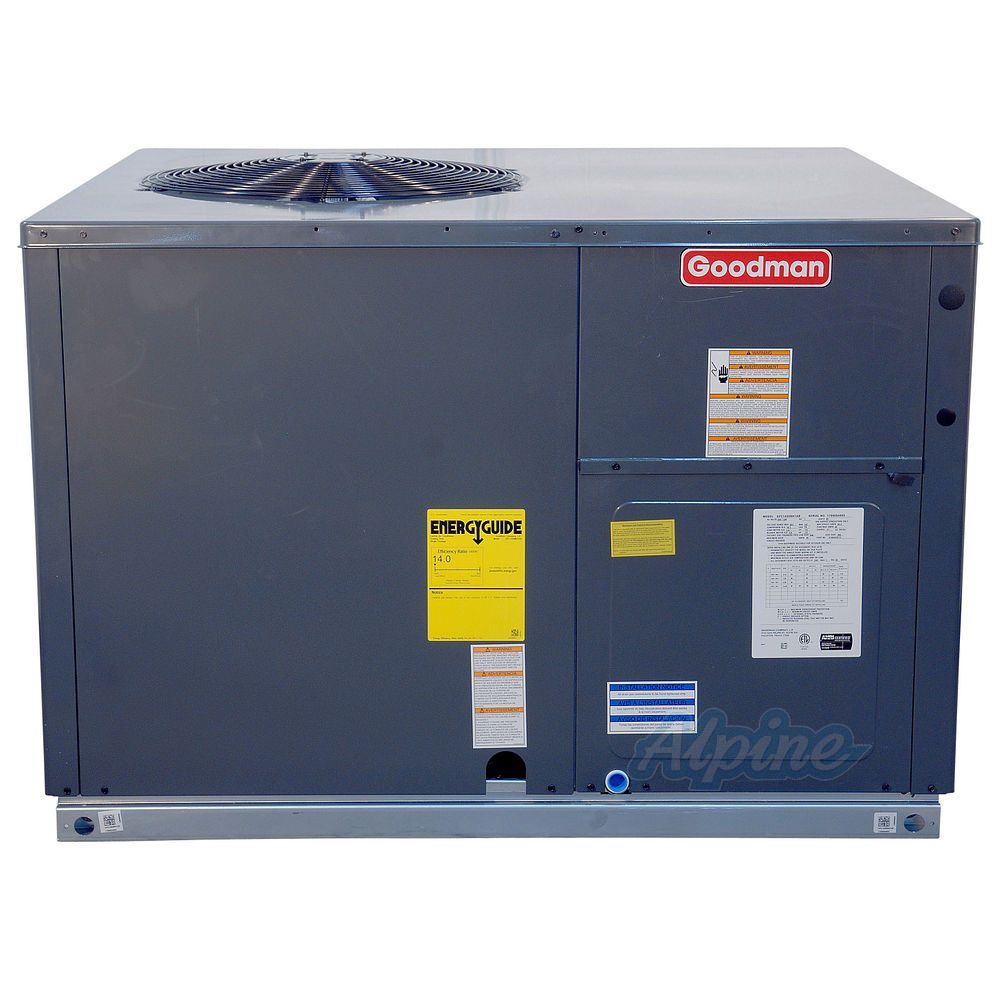 Goodman GPC1448M41 4 Ton 14 SEER Self Contained Packaged Air