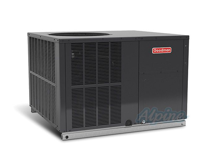 Goodman GPH1436M41 3 Ton 14 SEER Self Contained Packaged Heat Pump
