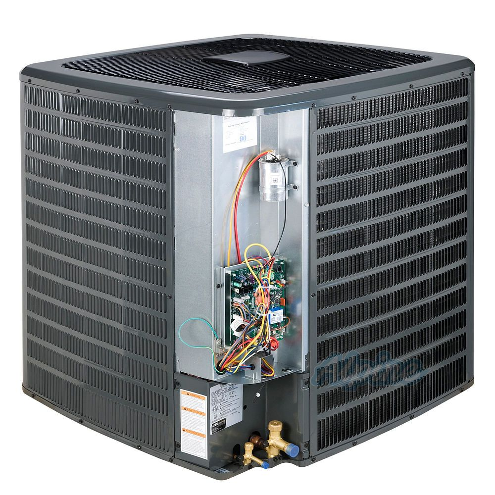 Goodman Dszc160601 5 Ton 14 To16 Seer Two Stage Heat Pump Comfortnet Dsx Access Control Wiring Diagram View All Photos