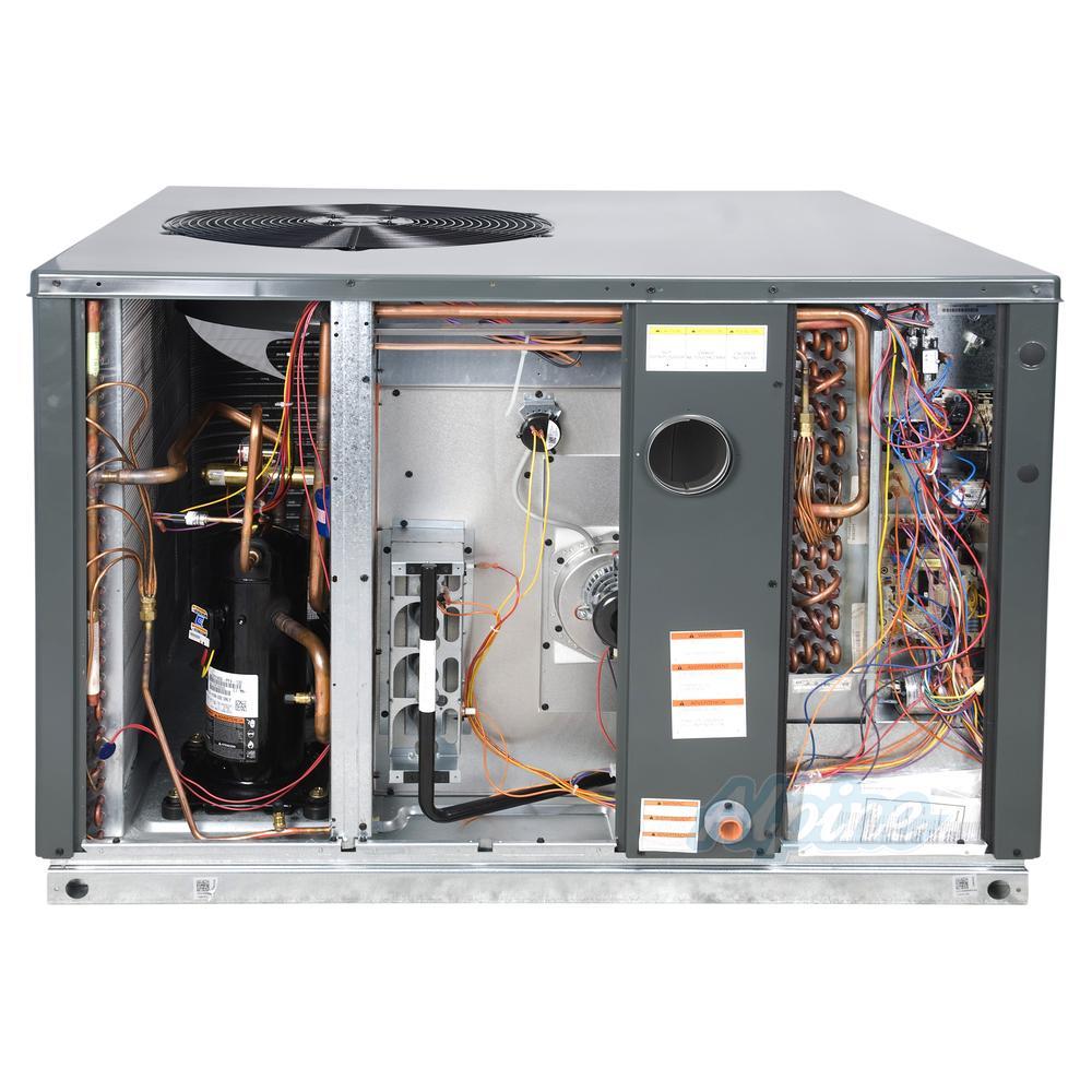 Goodman Gpd1424060m41 2 Ton Cooling 60 000 Btu Heating 14