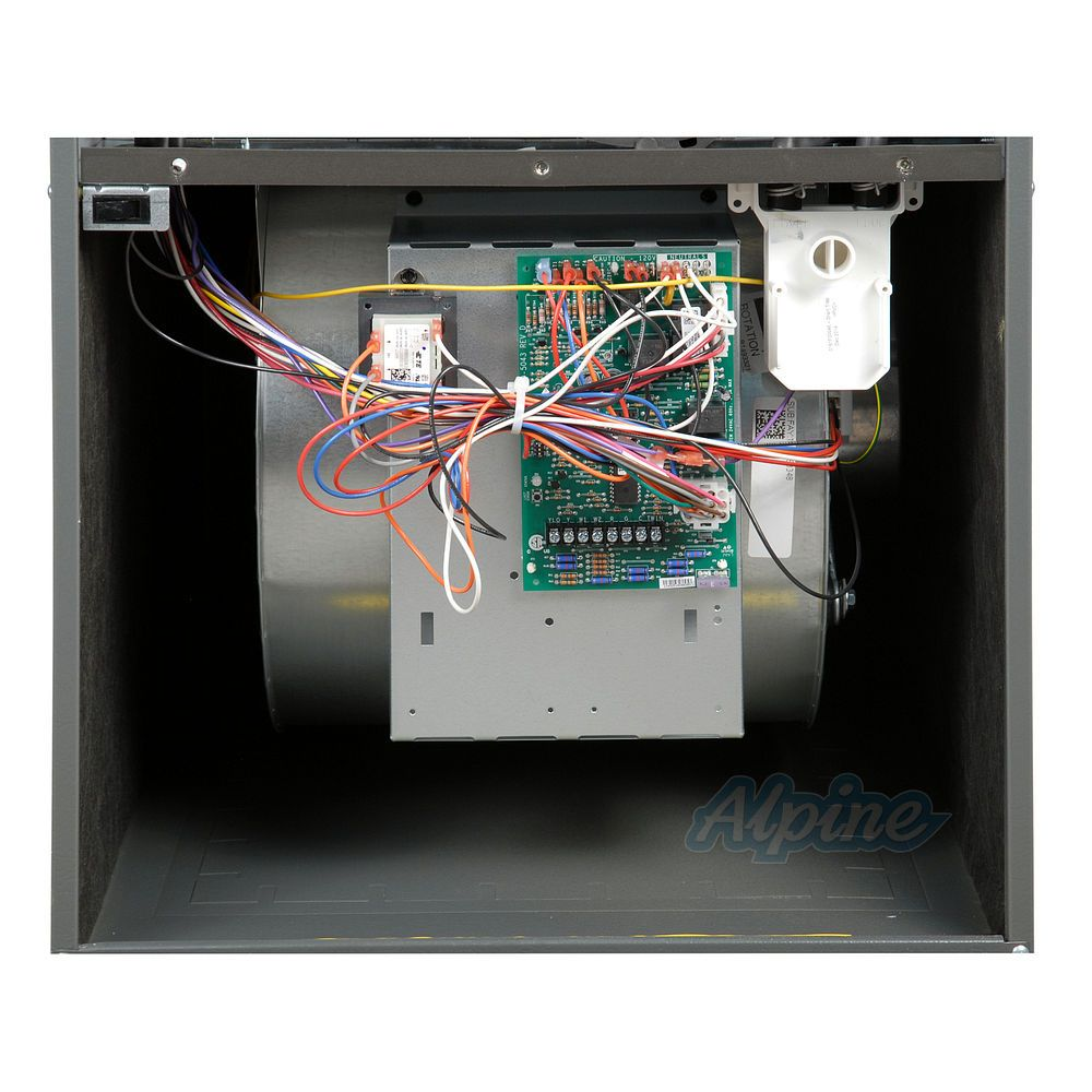 Furnace Wiring Diagram Goodman    Where To Attach The C
