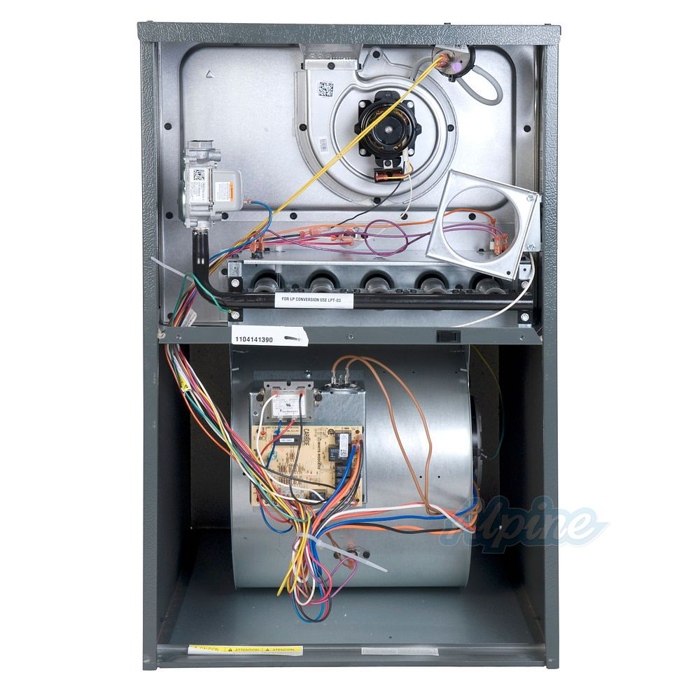 Goodman Gms80804bn 80 000 Btu Furnace Efficiency Single Stage Humidifier Wiring View All Photos