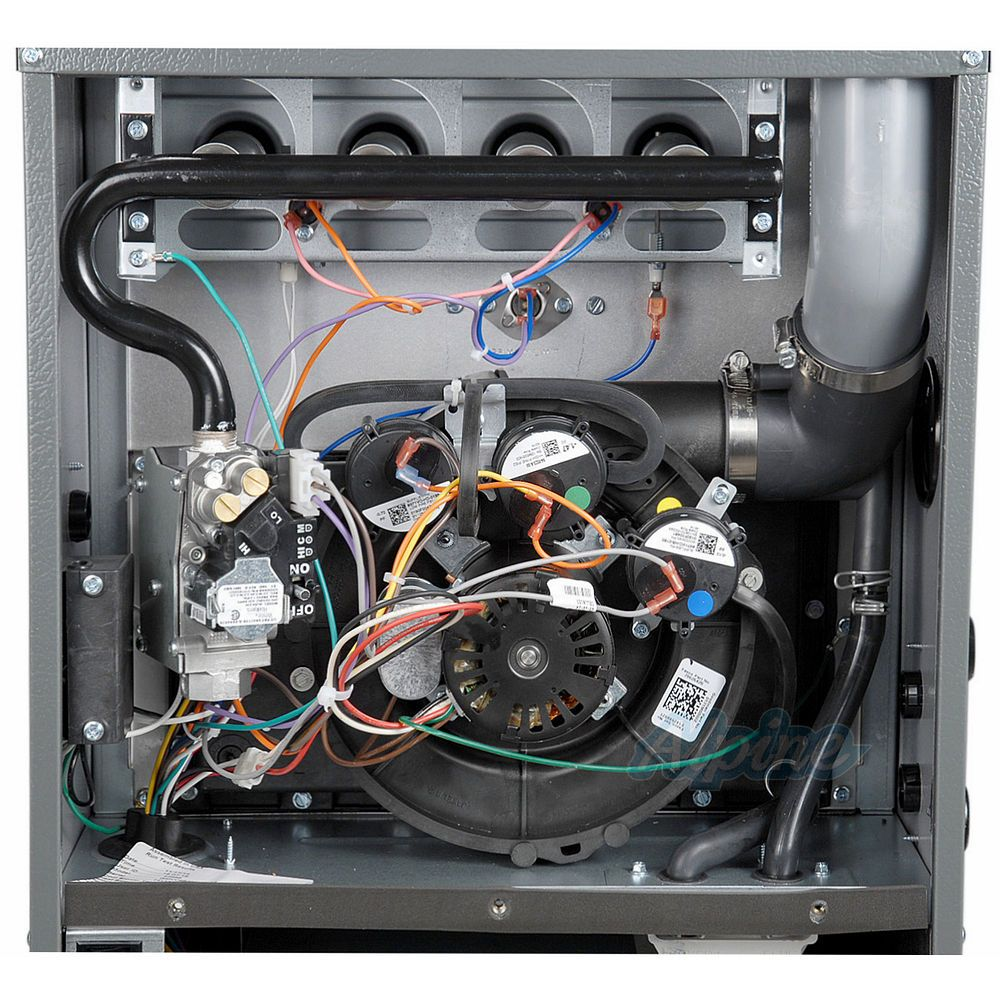 Goodman Gmvc961205dn 120 000 Btu Furnace 96 Efficiency 2 Stage Aprilaire Dehumidifier Wiring Diagram Nest Thermostat With View All Photos