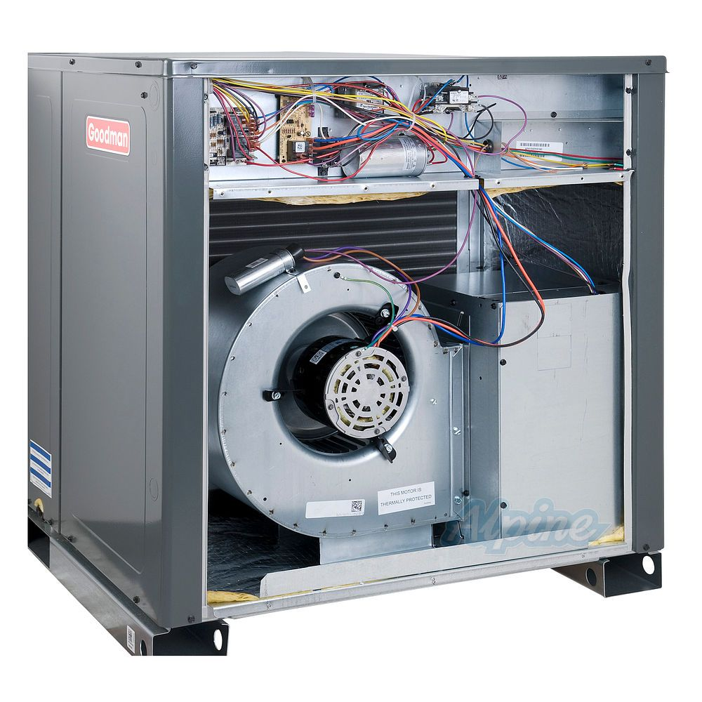Goodman Gph1430h41 2 5 Ton 14 Seer Self Contained Packaged
