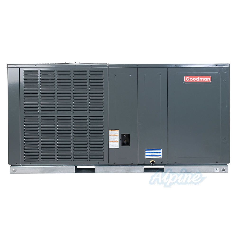 Goodman GPH1436H41 3 Ton 14 SEER Self Contained Packaged Heat Pump on 3 ton chiller, 3 ton condensing unit, 3 ton coil, 3 ton air conditioning, 3 ton compressor, 3 ton air handler, 3 ton hvac, 3 ton carrier,