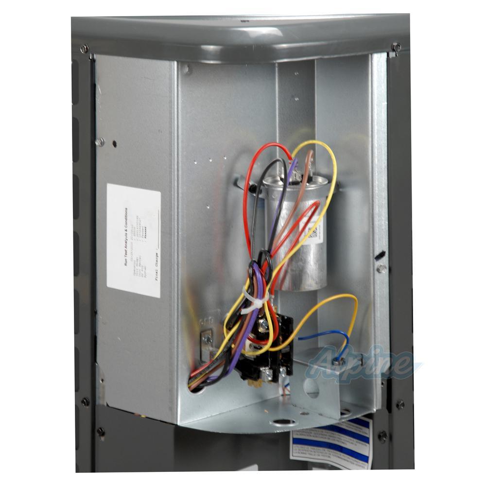 Goodman Gsx140241 2 Ton 14 To 15 Seer Condenser R 410a Refrigerant Hvac Hard Start Kit Wiring Diagram View All Photos