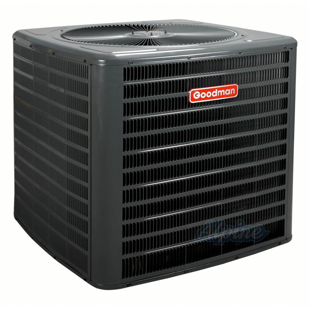Goodman Gsz140421 3 5 Ton 14 To 15 Seer Heat Pump R 410a Refrigerant Schematic Diagram
