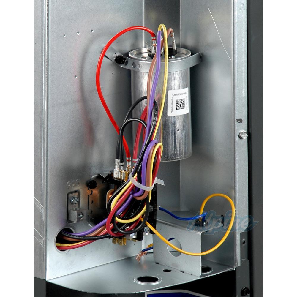 Goodman GSX140431 3 5 Ton 14 to 15 SEER Condenser R 410A Refrigerant  Alpine Home Air Products