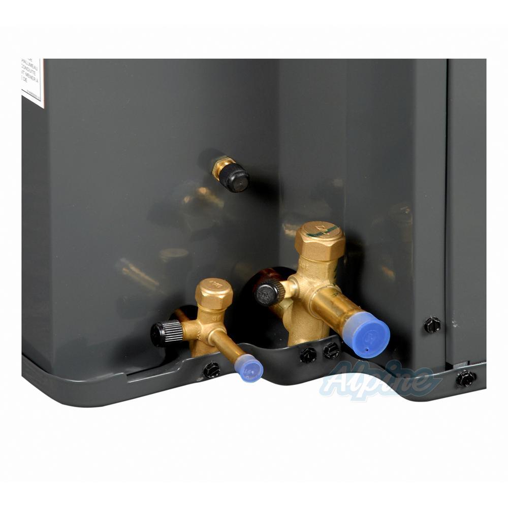 Goodman GSZ140301 2 5 Ton 14 to 15 SEER Heat Pump R 410A ... on
