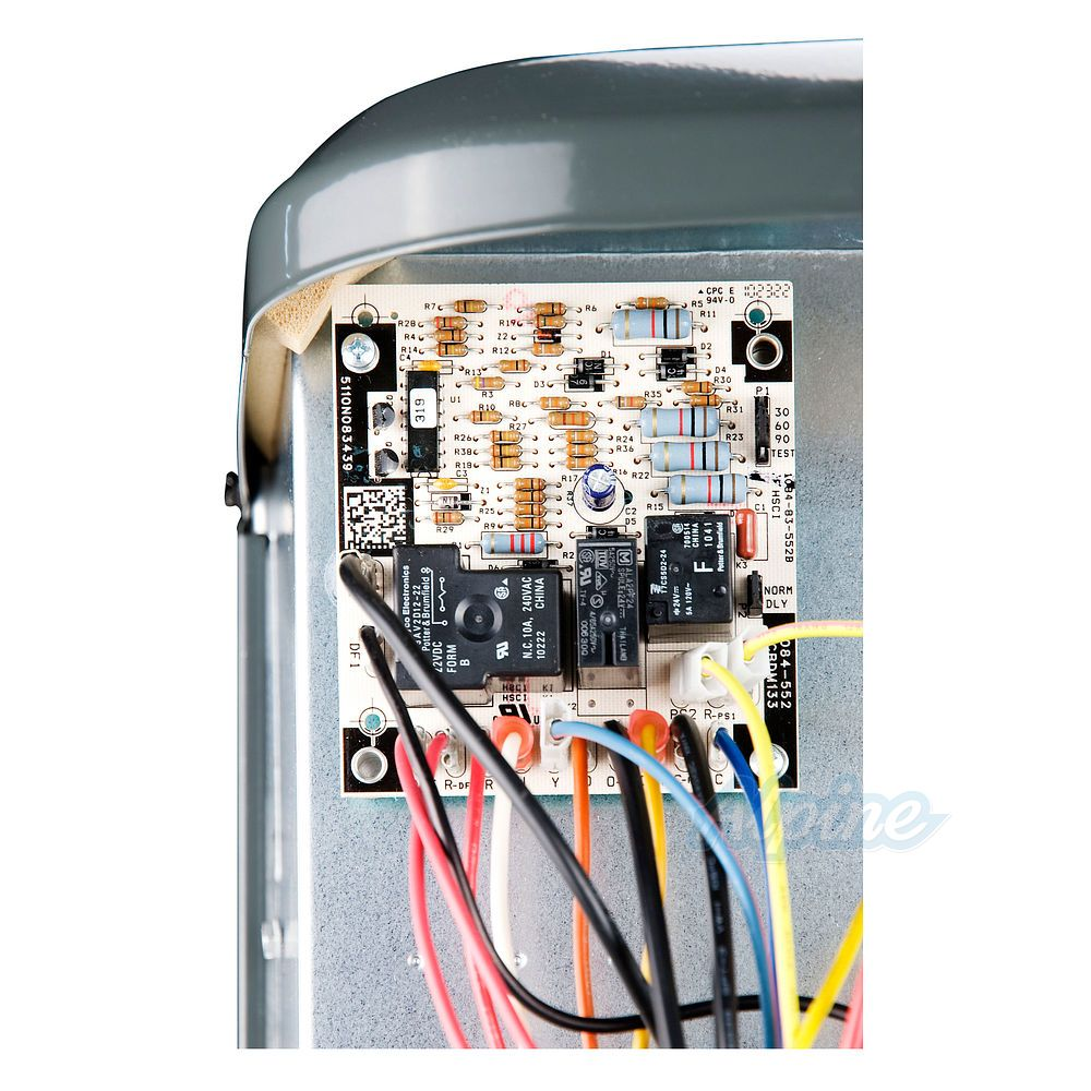 Goodman Gsz160421 3 5 Ton 14 To16 Seer Heat Pump R 410a Refrigerant Day And Night Air Conditioner Wiring Diagram View All Photos
