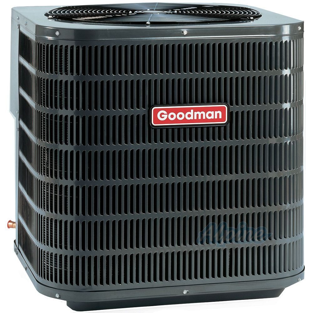 Goodman Crt60 1 Central Air Conditioner 5 Ton 13 Seer