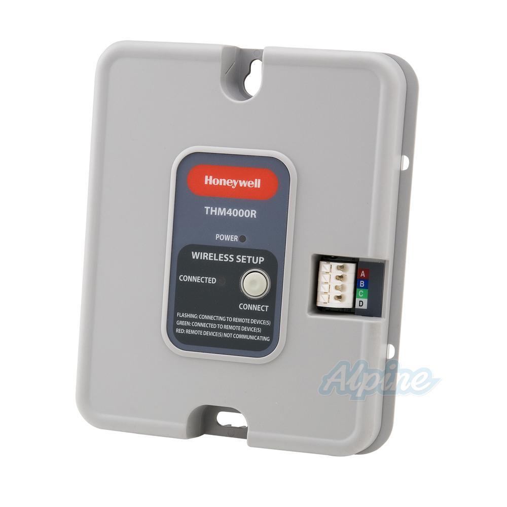 Honeywell Focuspro 6000 Wiring
