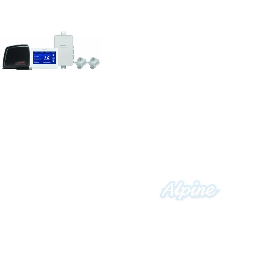 Honeywell YTHX9421R5127WW Prestige 2 Wire IAQ Kit with high