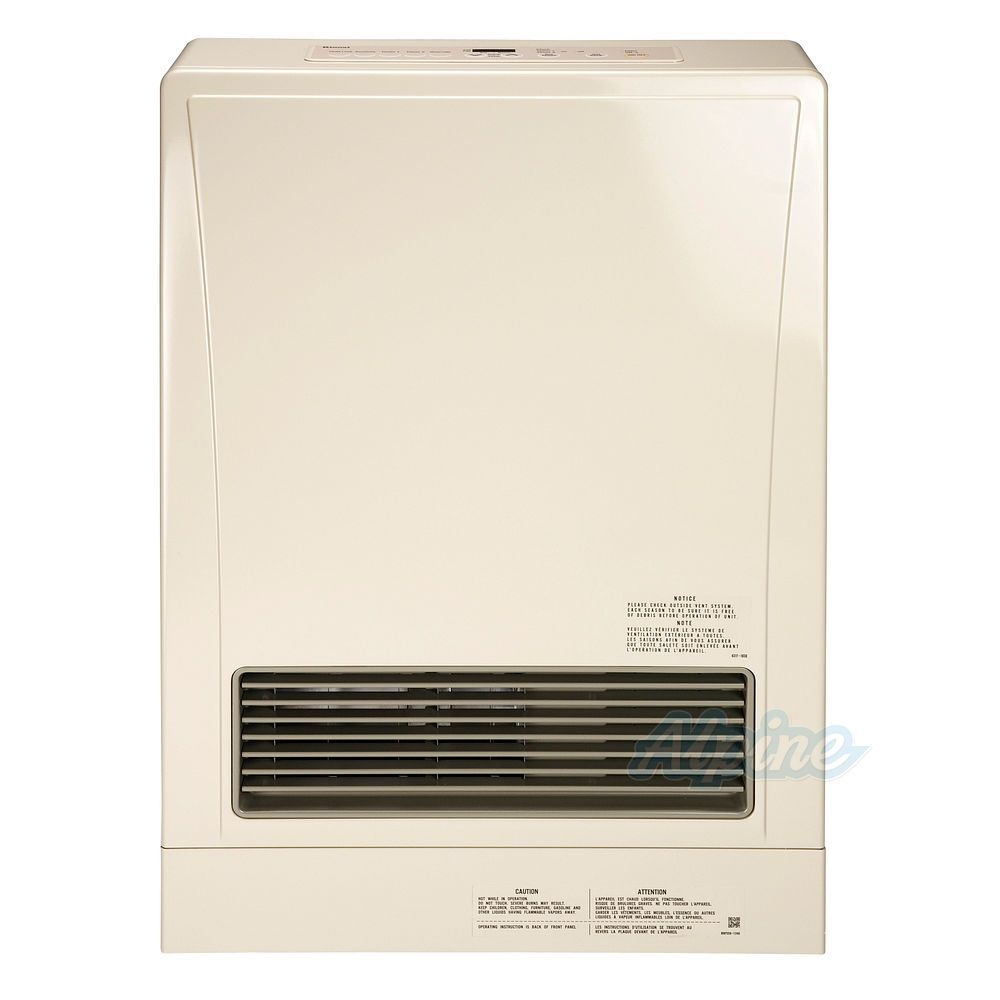 Rinnai Ex11ctn 11 000 Btu Direct Vent 81 Efficiency Natural Gas Wall