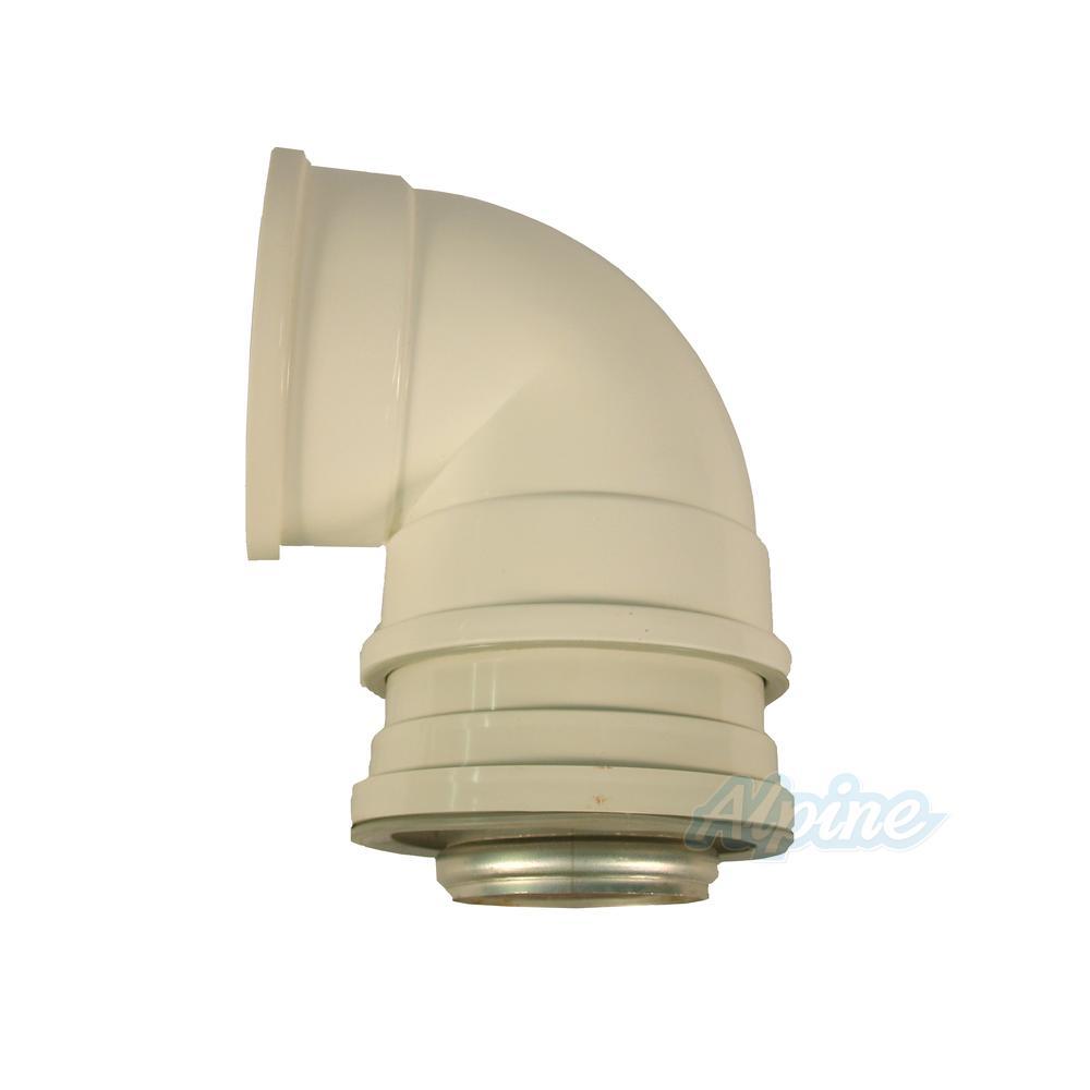 Rinnai Ubbink 50710327 90 Horizontal Disharge Adapter