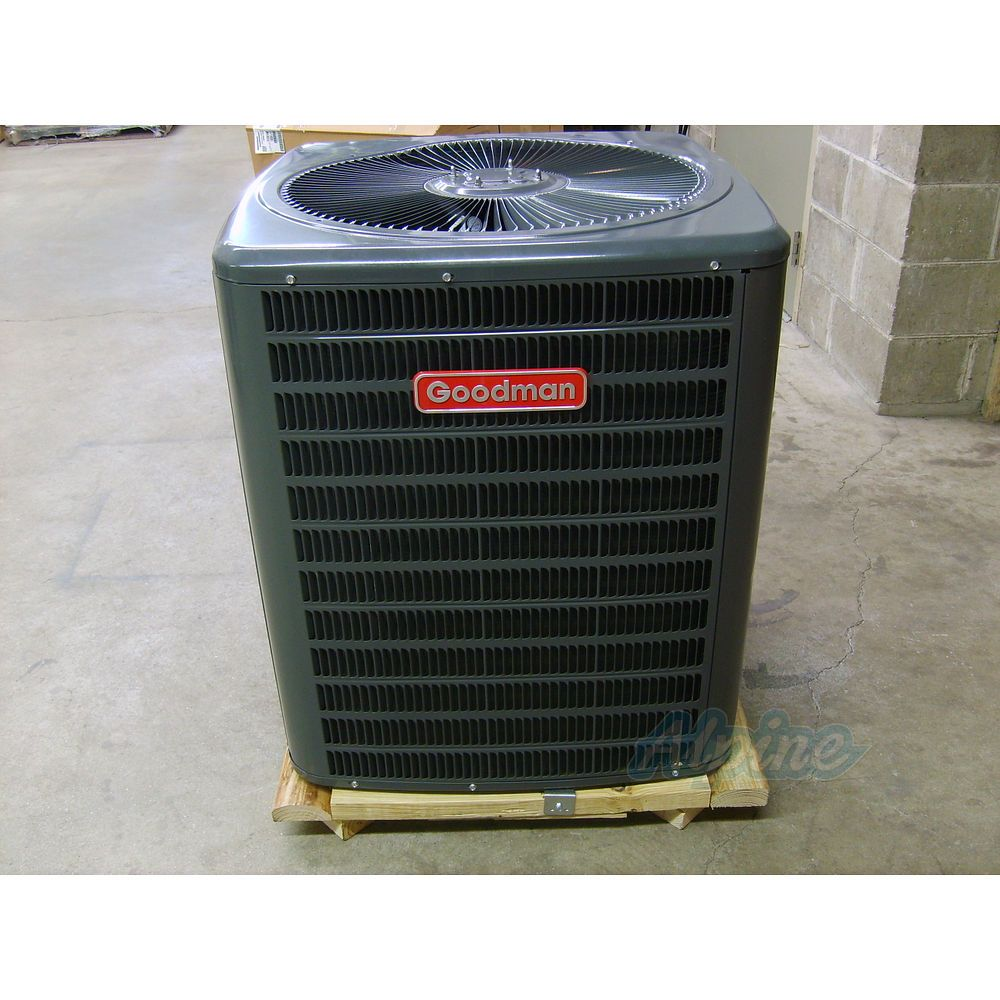 Goodman GSC130301A Central Air Conditioner Item No 2292 2 5 Ton 13 SEER  Condenser