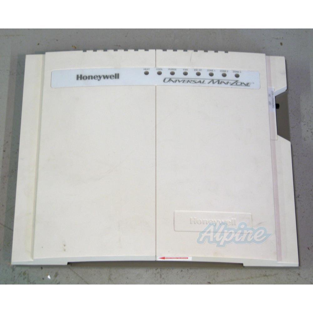 Honeywell universal mini zone manual