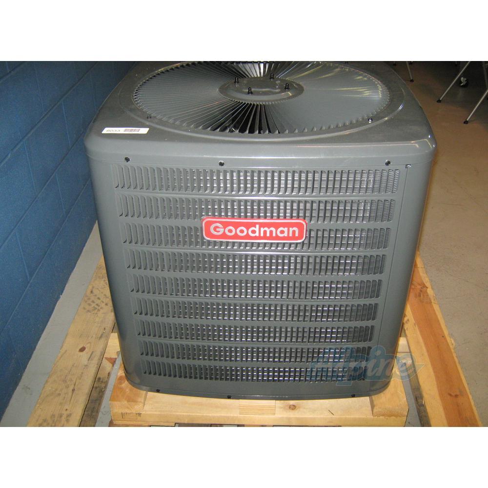 Goodman Gsx130361 Central Air Conditioner Item No 6033 3 Ton 13