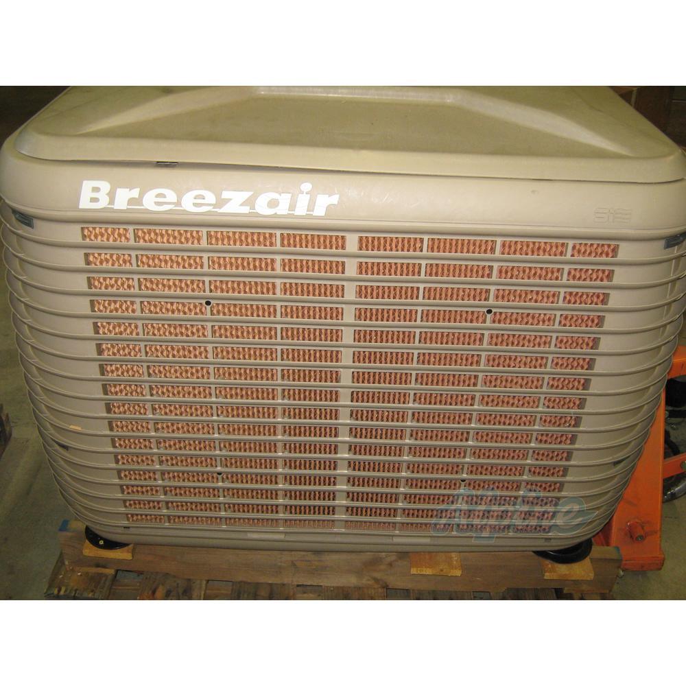 Breezair ICON EXH170 043739 Item No 6297 3 75 Ton 7 500 CFM Variable