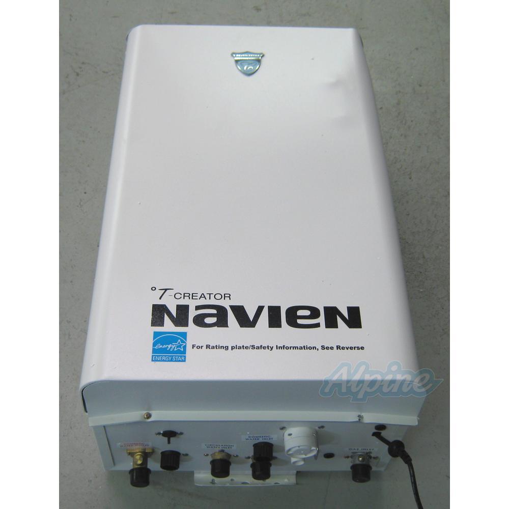 Navien Cr 210a Item No 5321 Interior 7 6 Gpm Natural Gas
