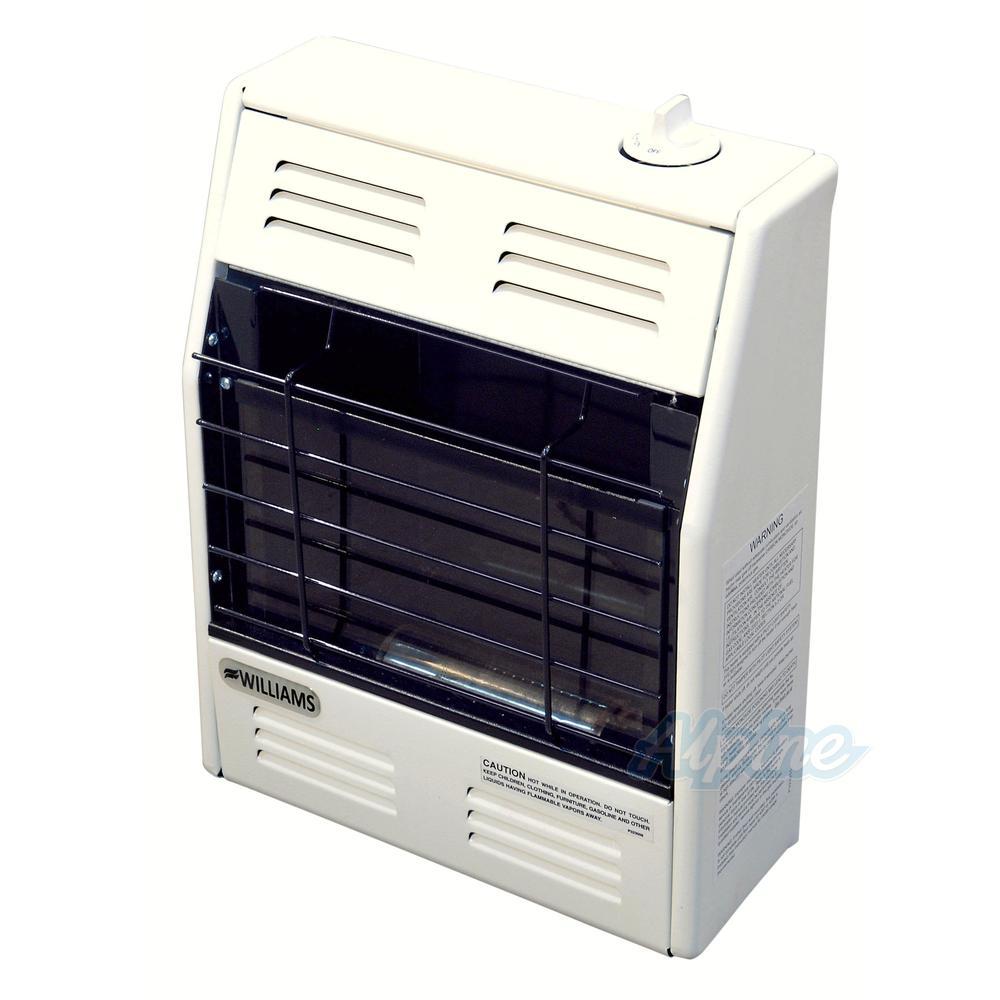 Williams 1056512 9 10 000 Btu Ventless Console Heater 99 9