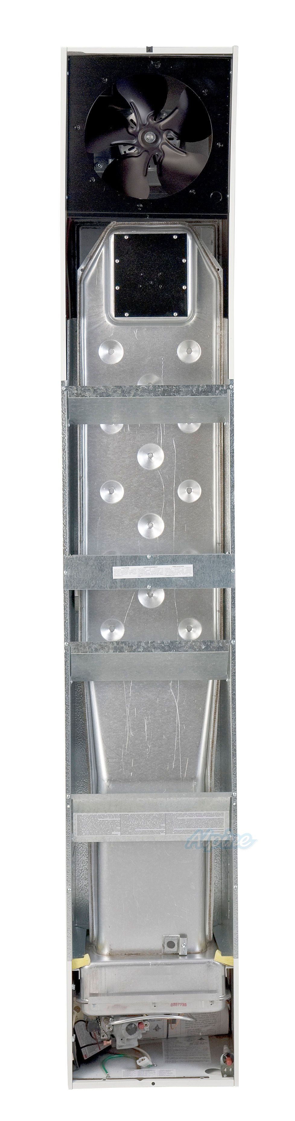 Williams 4007732 40 000 Btu 75 Afue Direct Vent Wall Furnace Bottom Air Outlet Natural Gas 115 Vac Standing Pilot