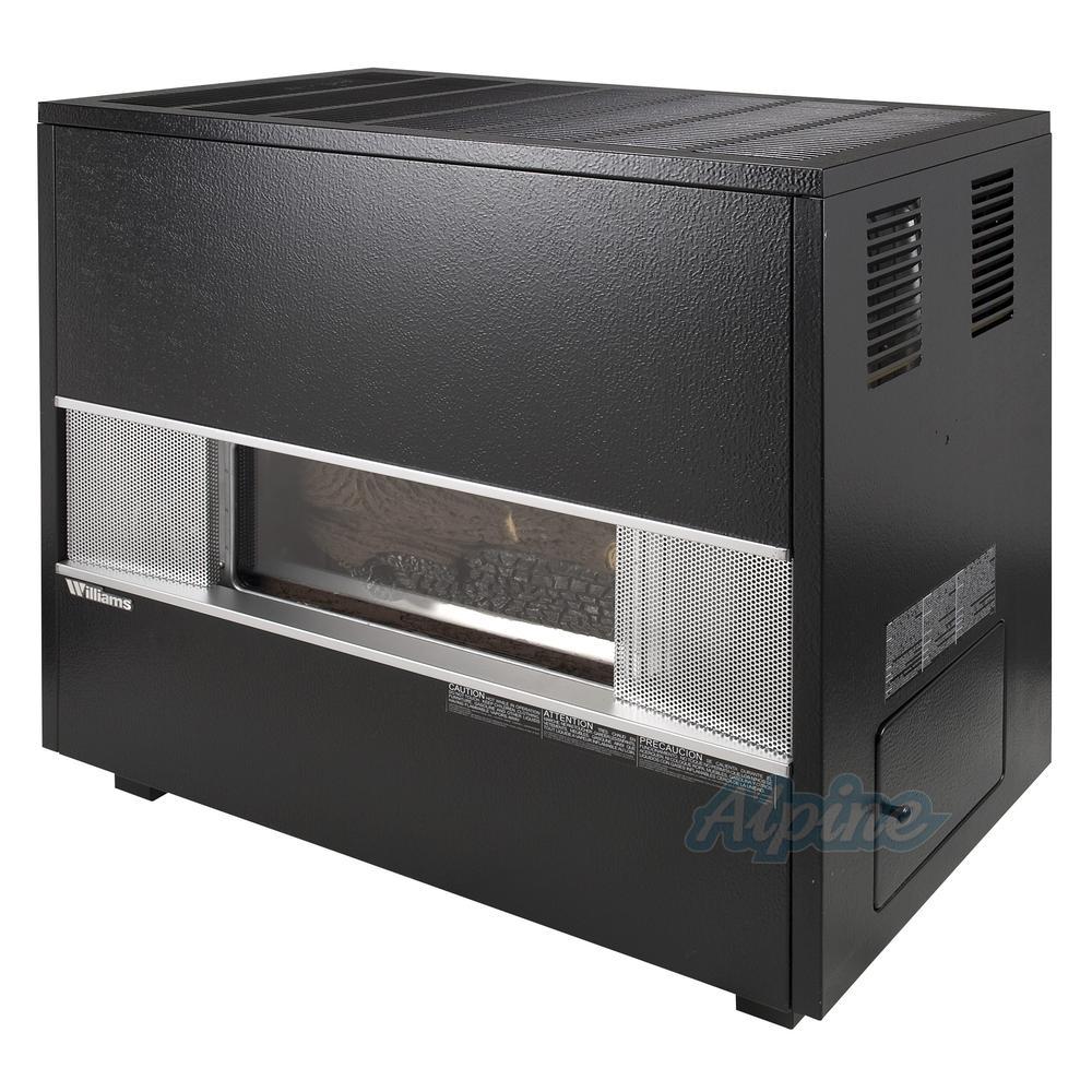 Williams 6502922A 65 000 BTU Console Heater 72 Efficiency Natural