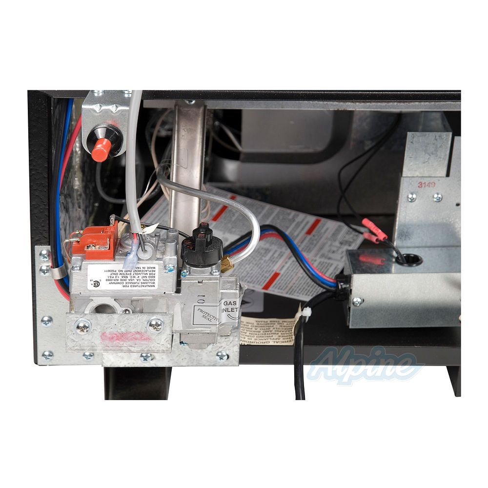 Williams 3502922a 35 000 Btu Console Heater 71 Efficiency Natural Wall Furnace Thermostat Wiring Diagram View All Photos