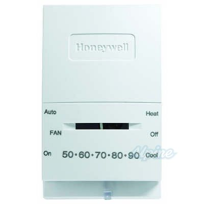 Honeywell T834N1002 Mercury Free EconoStat Non Programmable Thermostat Heat  Cool or Heat PumpAlpine Home Air Products