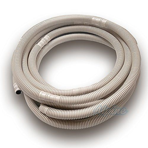 Coiled 20ft Drain Hose