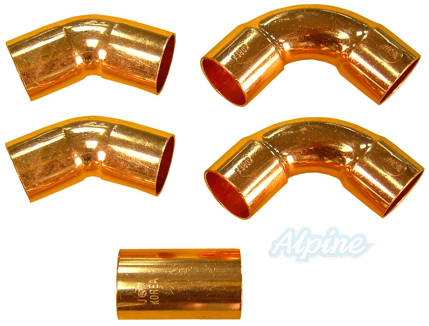AHA - Copper Fittings