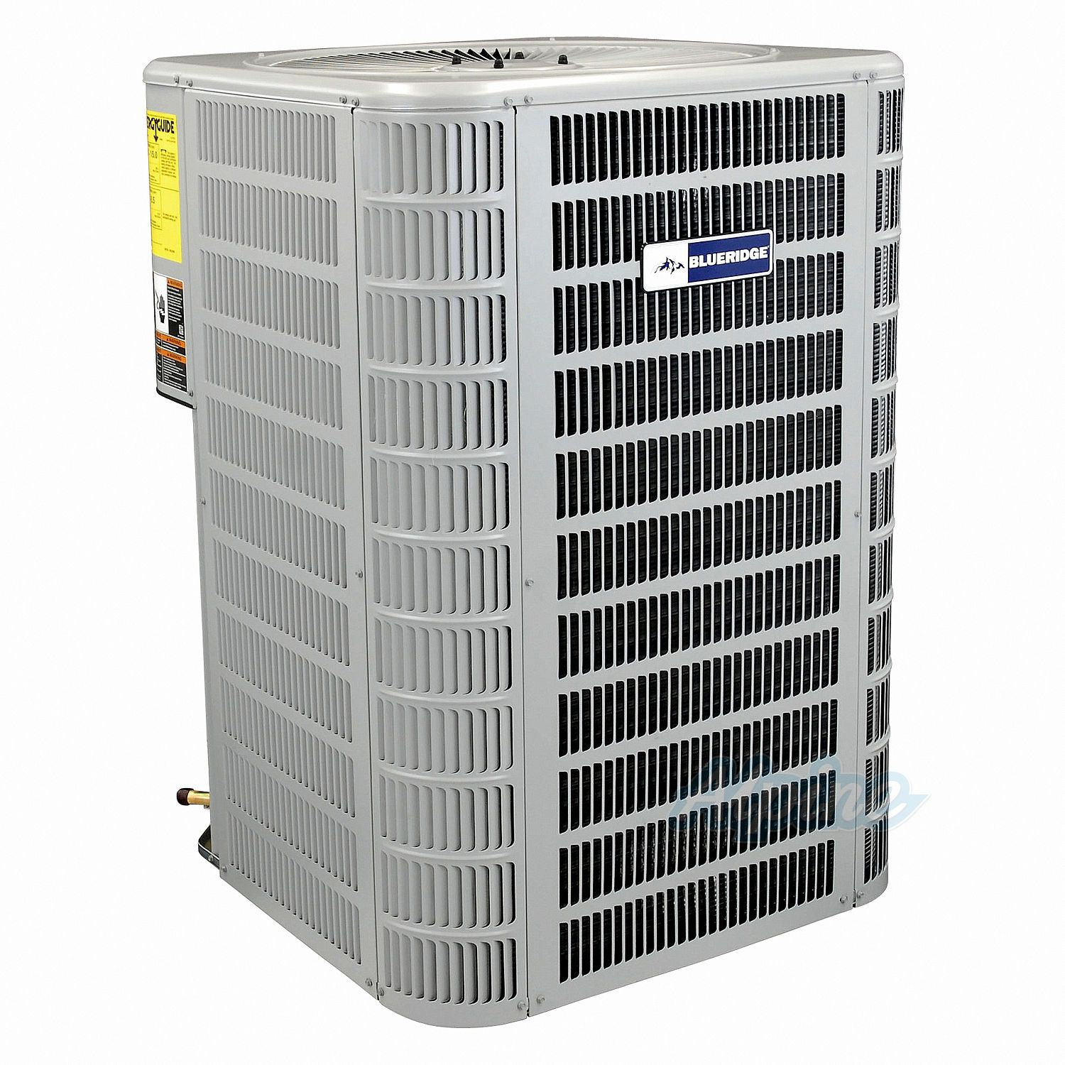 Blueridge BHP15 15 SEER Heat Pump 2