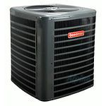 Heat Pump Central Air Conditioning (Electric Heat and Cool)