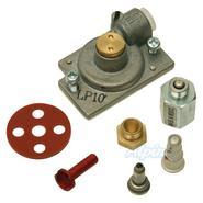 Williams 6502921A 65 000 BTU Console Heater 71 Efficiency LP Factory