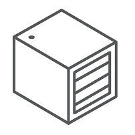 Evaporator Coils, Horizontal Cased