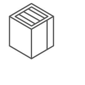 Evaporator Coils, Vertical Cased