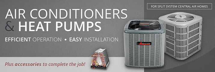 Split-System Central Air Conditioners and Heat Pumps - Alpine Home Air Products
