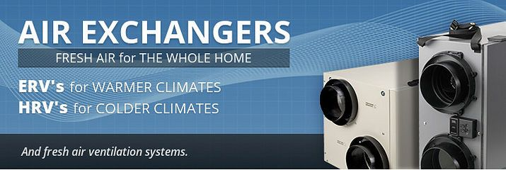 Air Exchangers - Alpine Home Air Products