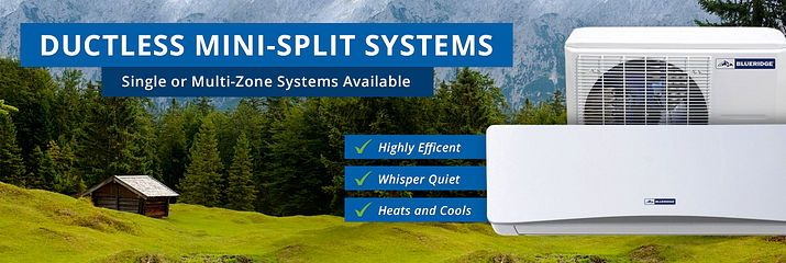 Ductless Mini-Split Systems - AC & Heating | AlpineHomeAir.com