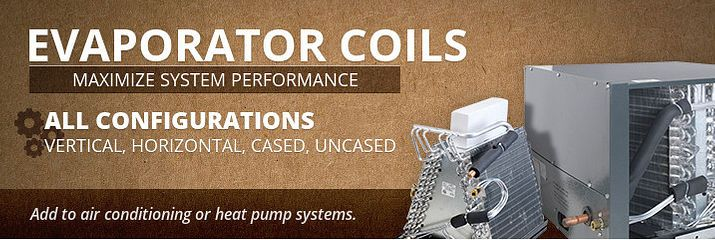 Evaporator Coils - Alpine Home Air Products