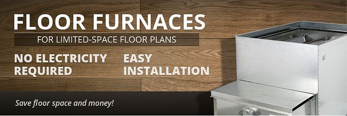 Floor Furnaces - Alpine Home Air Products