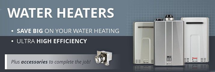 Water Heaters - Alpine Home Air Products